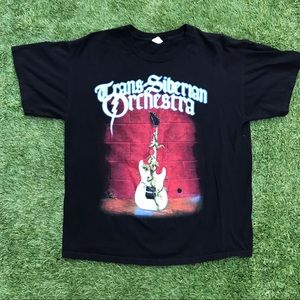 Trans Siberian Orchestra 2014 tour band tee